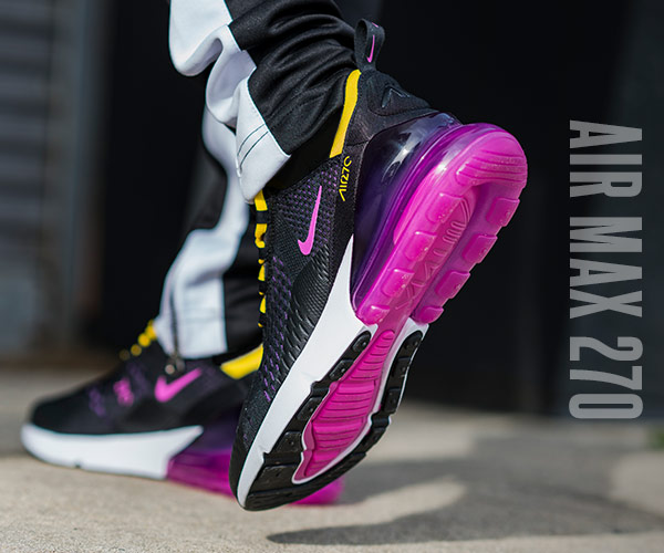 115582630a Your City My City: Feel Big Air: The Nike Air Max 270 Just Released ...