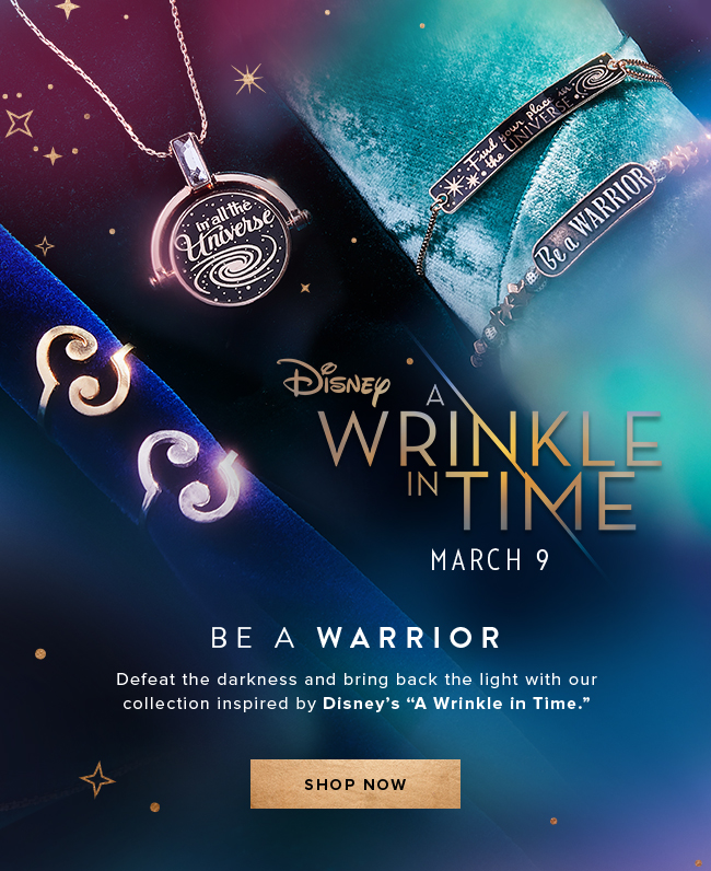 Alex And Ani Our Disneys A Wrinkle In Time Collection Is Here