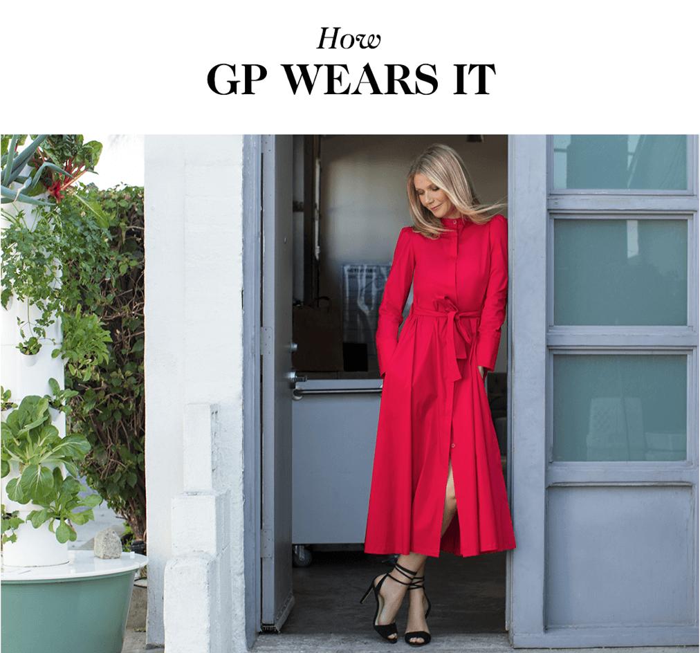 How GP Wears It