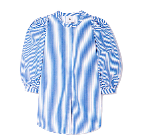 Tracy Puff Sleeve Button Down