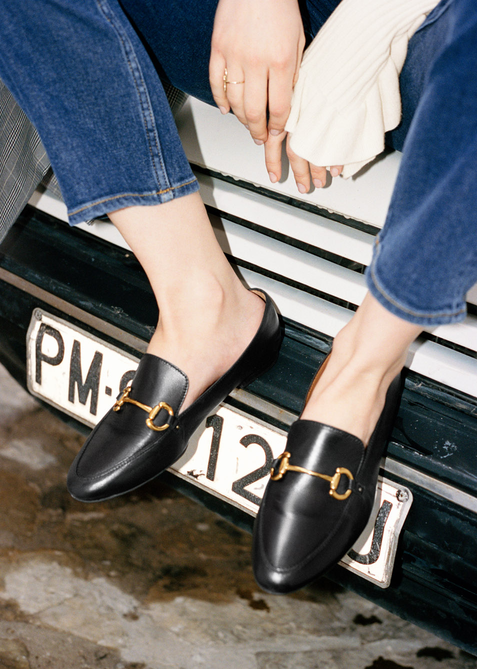 & OTHER STORIES Slip On Loafer 50UlF
