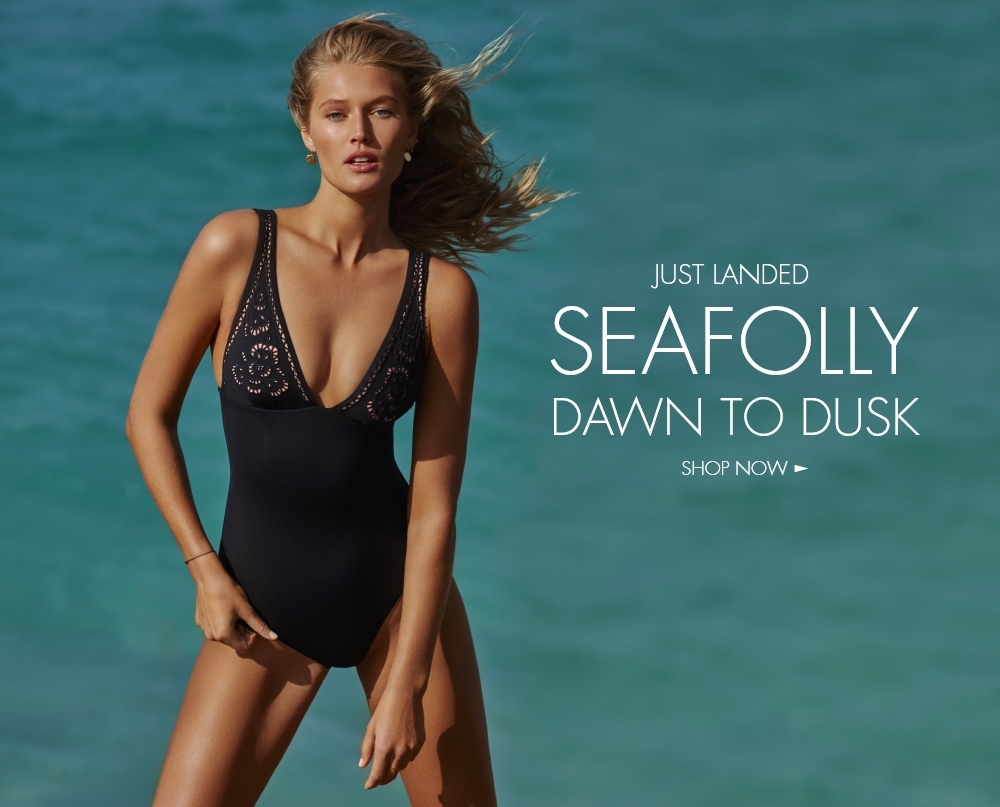 1532b0557e Beach Cafe  Be the First to Shop Seafolly Dawn to Dusk