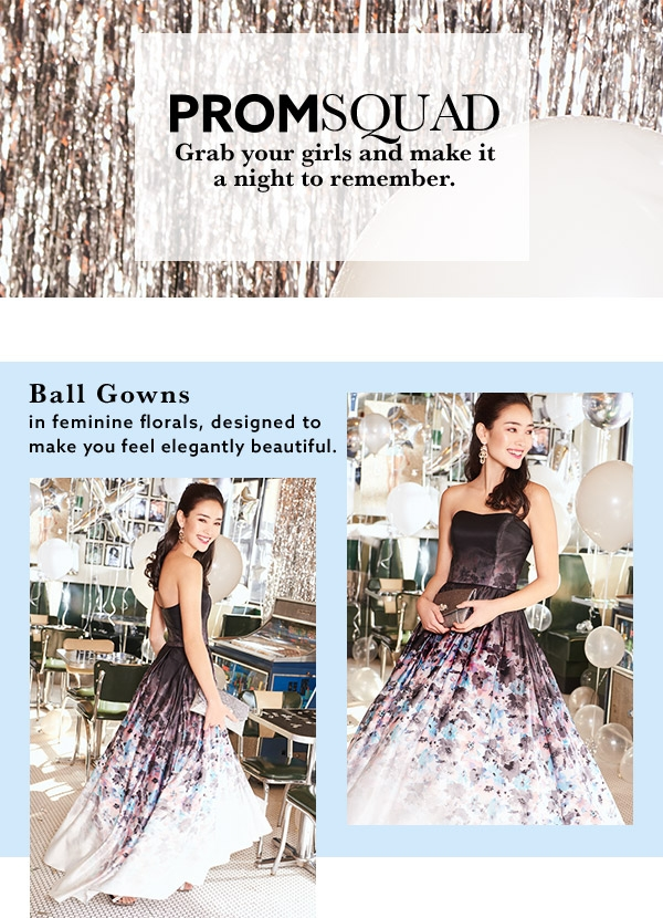 Lord & Taylor: Prom Style: Ball gowns, short dresses & more | Milled