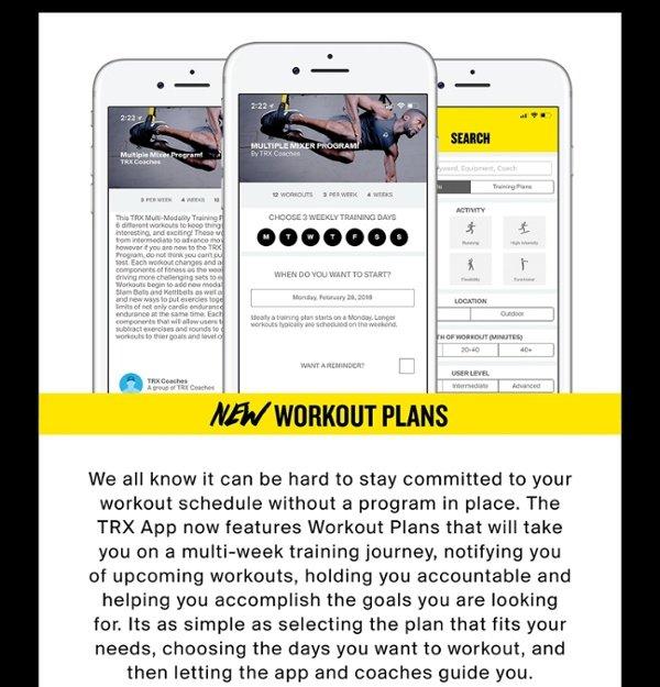 weekly schedule app