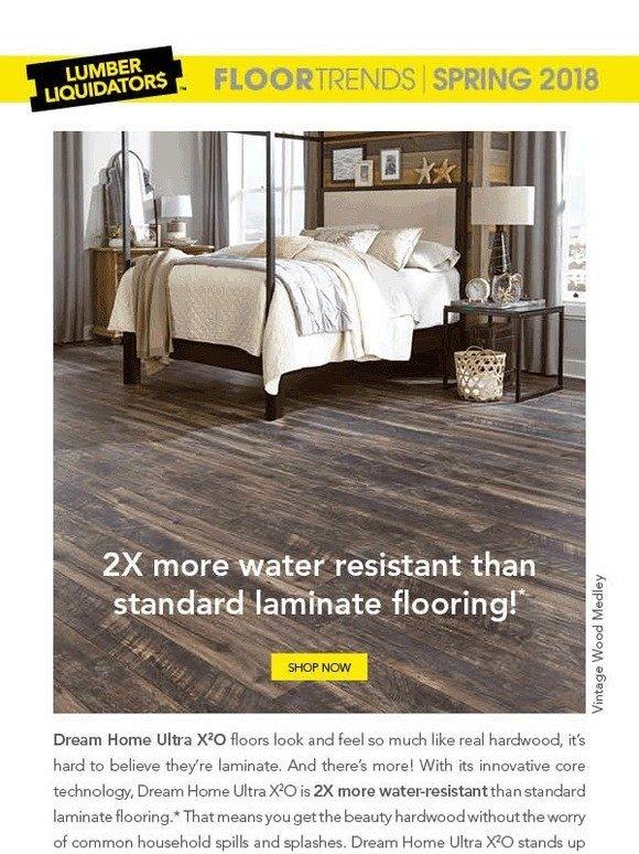 Lumber Liquidators Busy Home Try Dream Home Ultra X2o Laminate