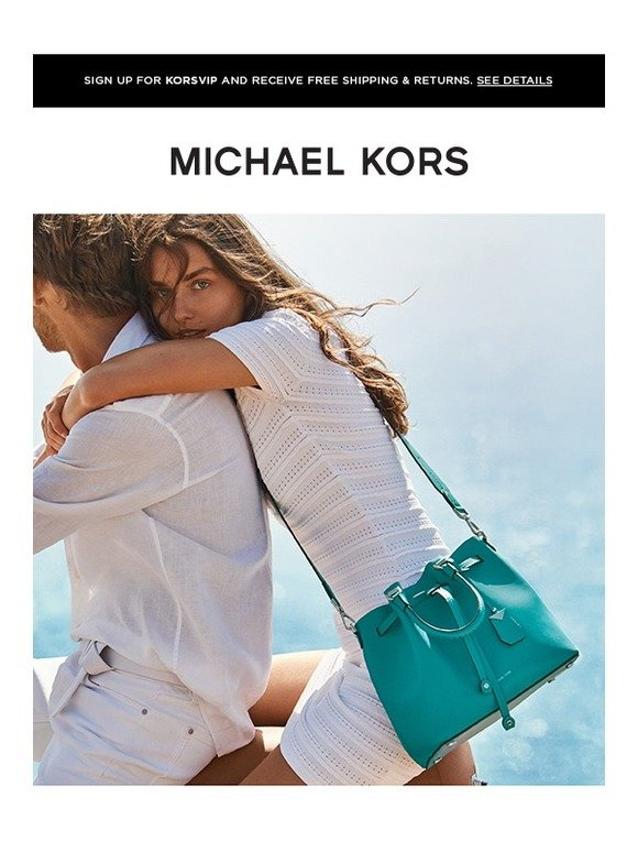 Michael Kors Meet The Blakely Bag Milled