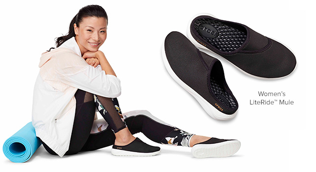 c7f4c3886008 Crocs  Must have comfort  The LiteRide™ Collection is available now ...