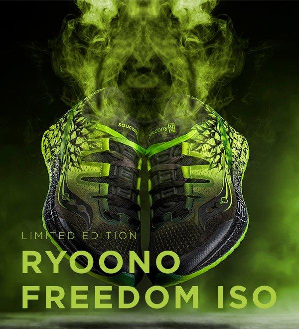 LIMITED EDITION: RYOONO FREEDOM ISO