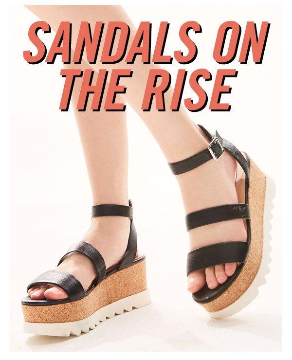 1a5e39422e2 Steve Madden: Trending: KIRSTEN Sandal | Milled