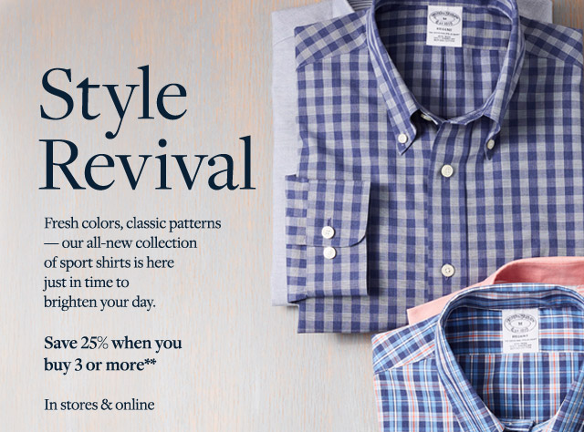 STYLE REVIVAL