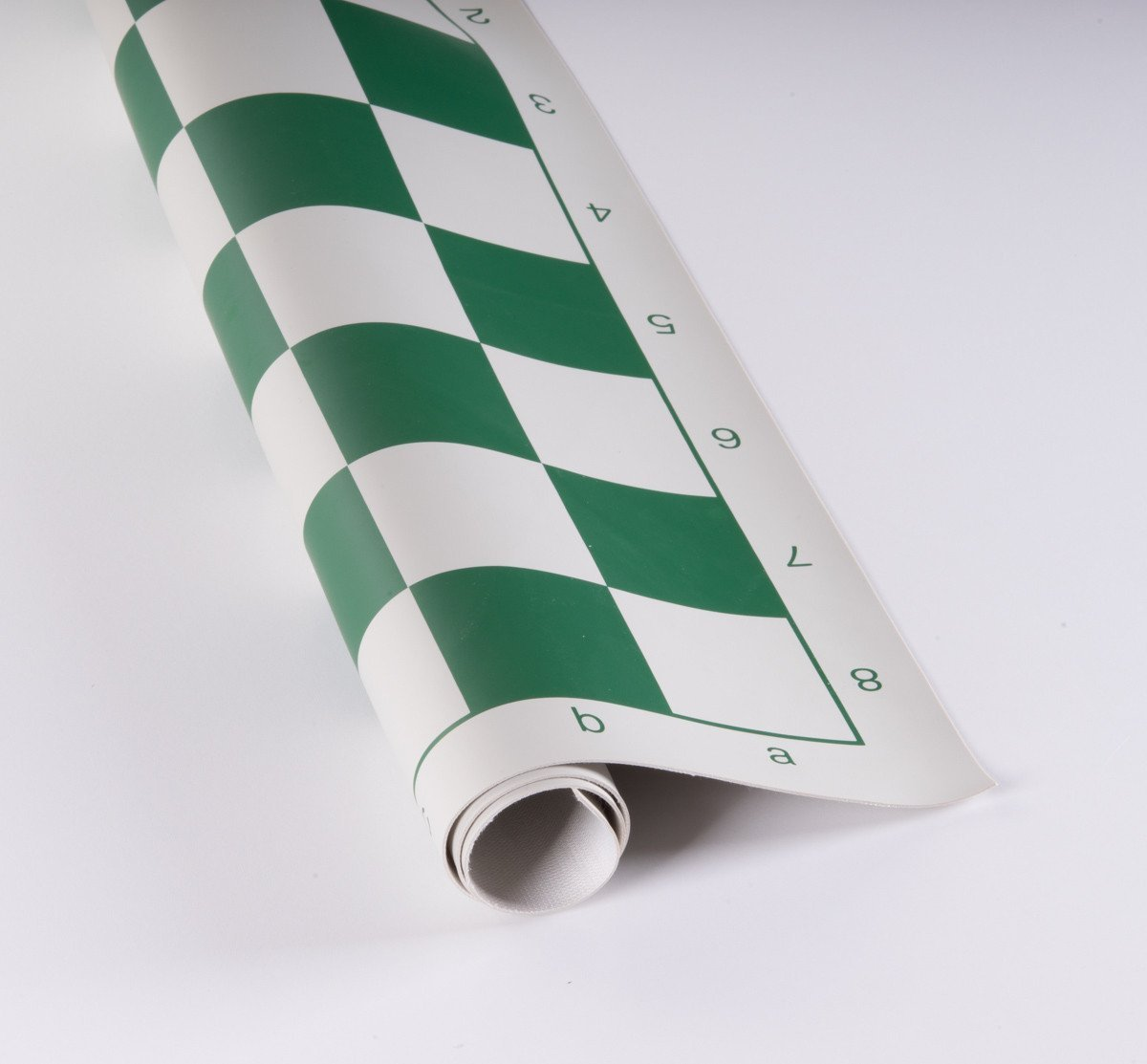 "20"" Vinyl Roll-up Chess Board"