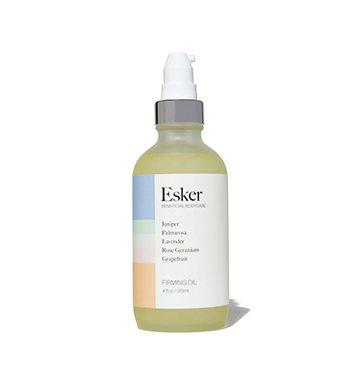 Esker Firming Body Oil, $75