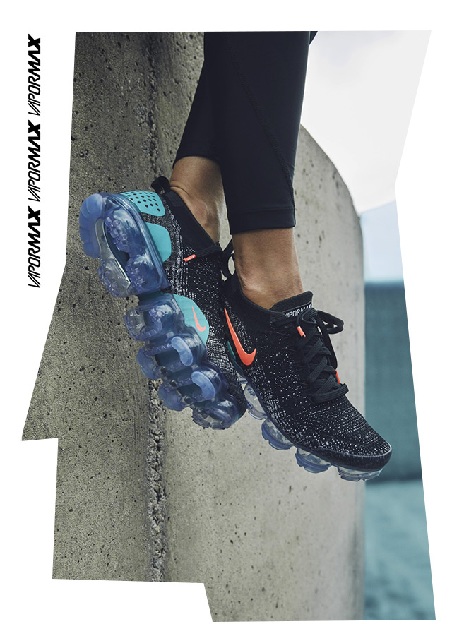 77baed2f61a4 Nike  Introducing the new Nike Air VaporMax Flyknit 2