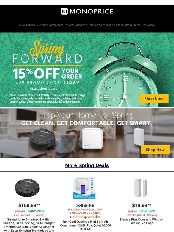 get smart products free shipping code
