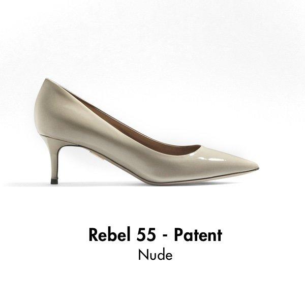 Rebel 55 - Patent Nude