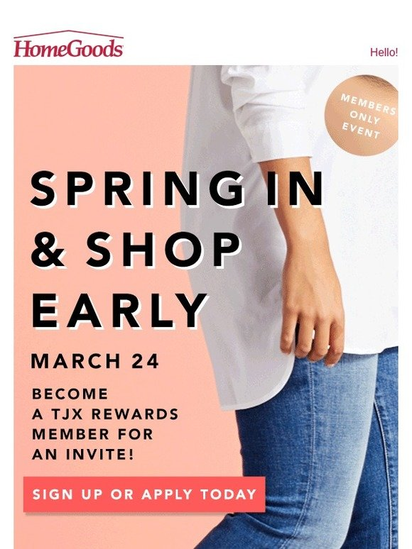 Home Goods Love HomeGoods You Dont Want To Miss This