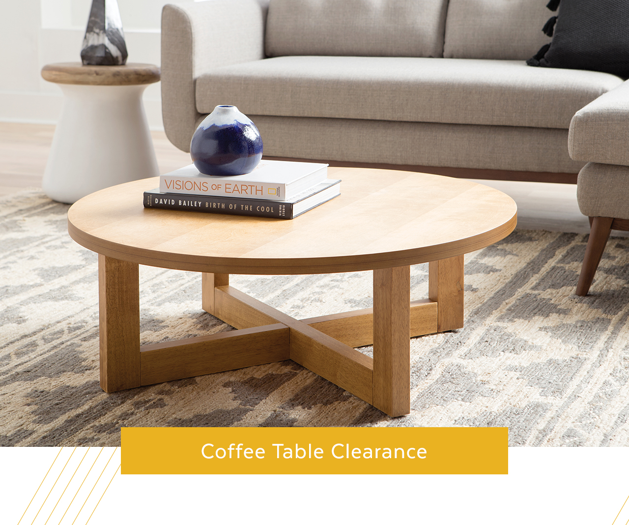 Coffee Table Clearance