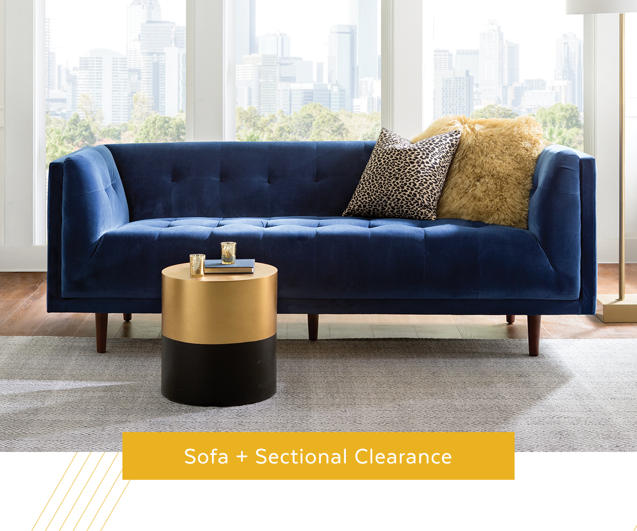 Sofa and Sectional Clearance