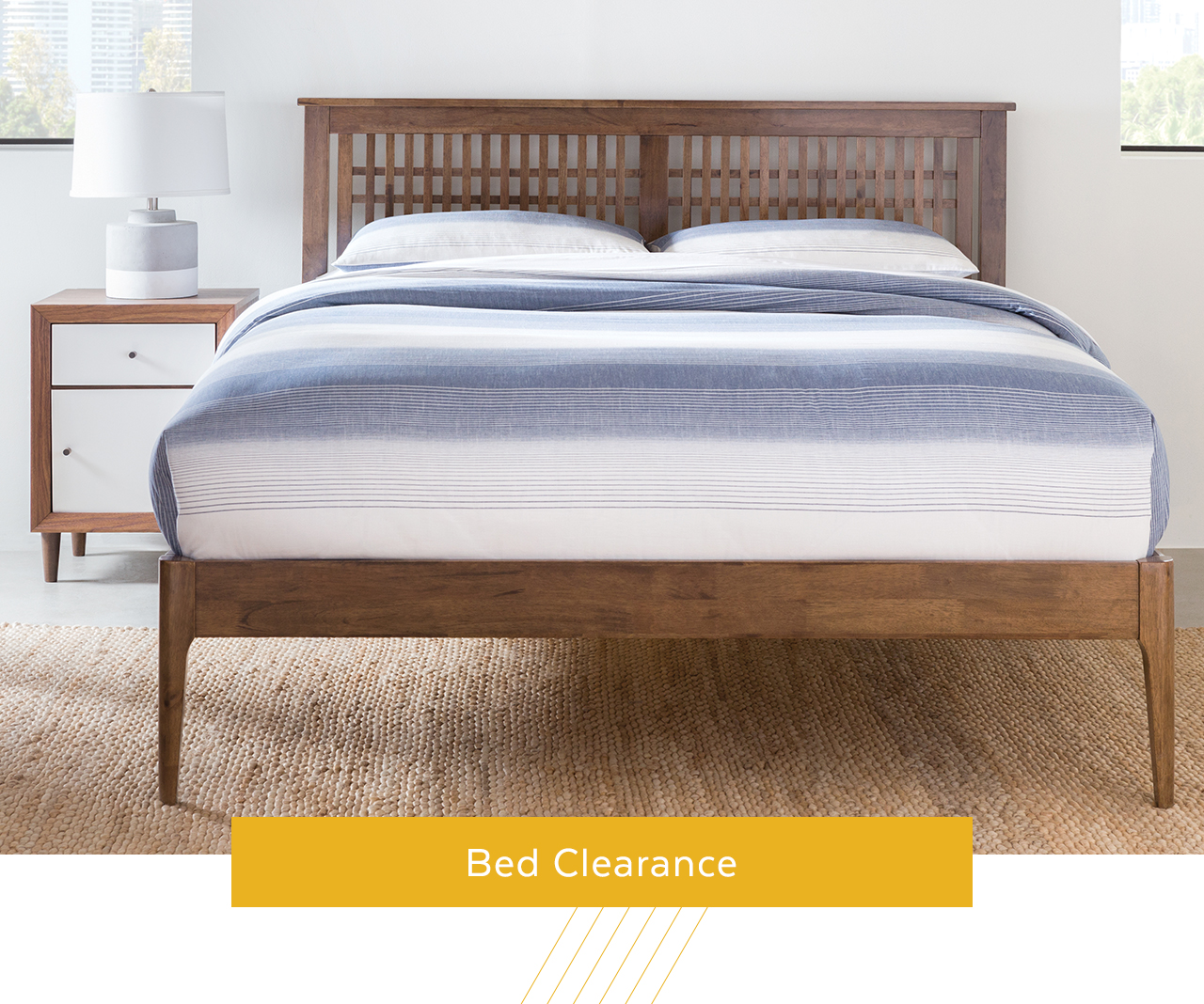 Bed Clearance