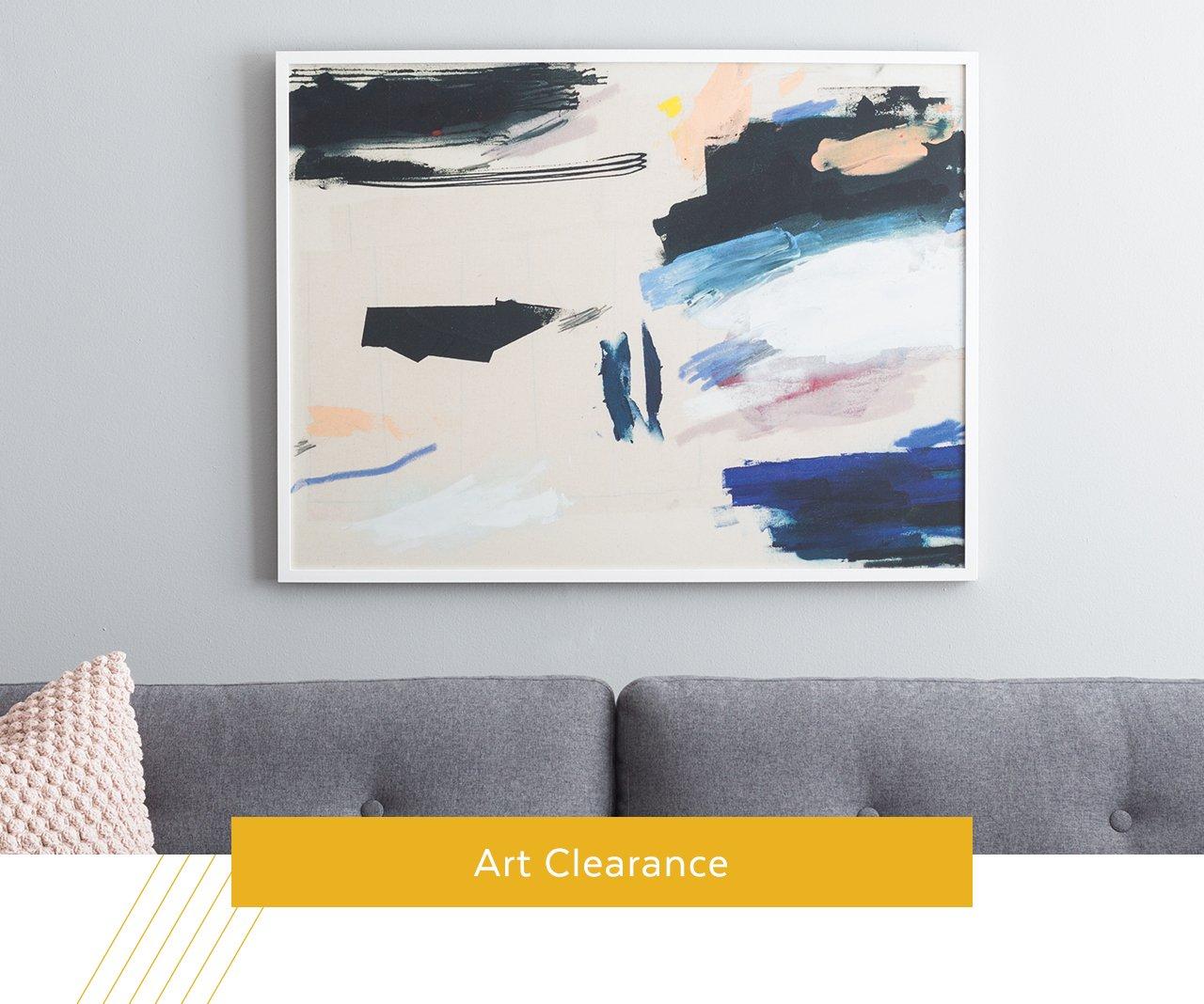 Art Clearance