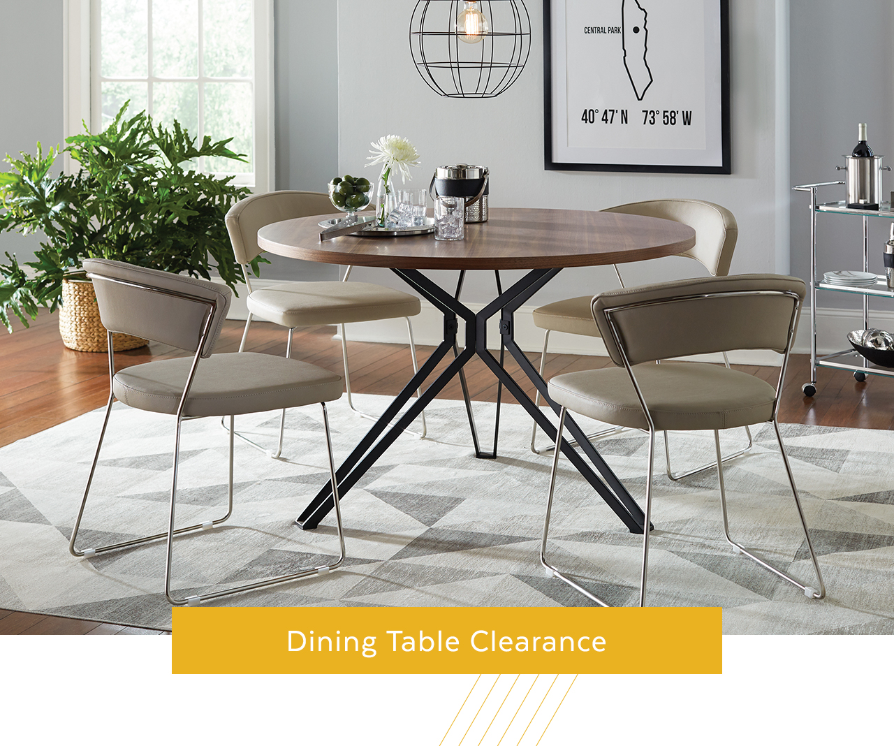 Dining Table Clearance