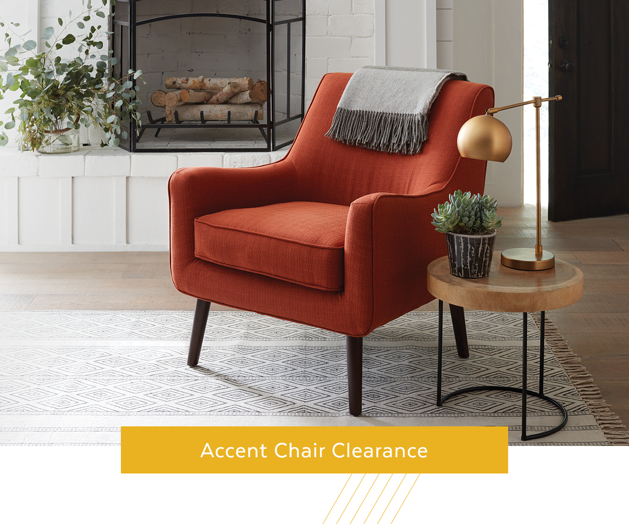 Accent Chair Clearance