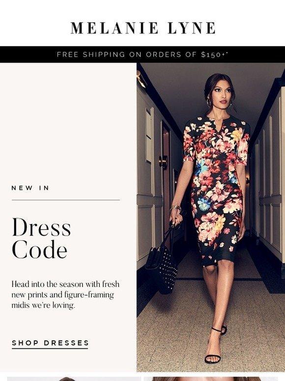 Melanie Lyne Most Coveted Dresses Milled