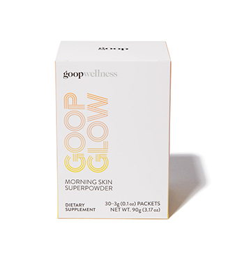 goopglow, goop Wellness, $60/$55 with subscription