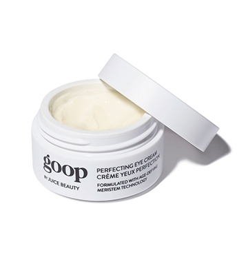Perfecting Eye Cream goop by Juice Beauty, $90/$80 with subscription