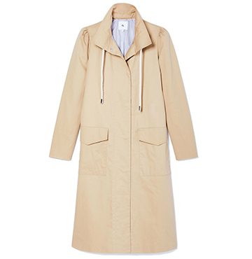 G. Label Drew Raincoat, $795