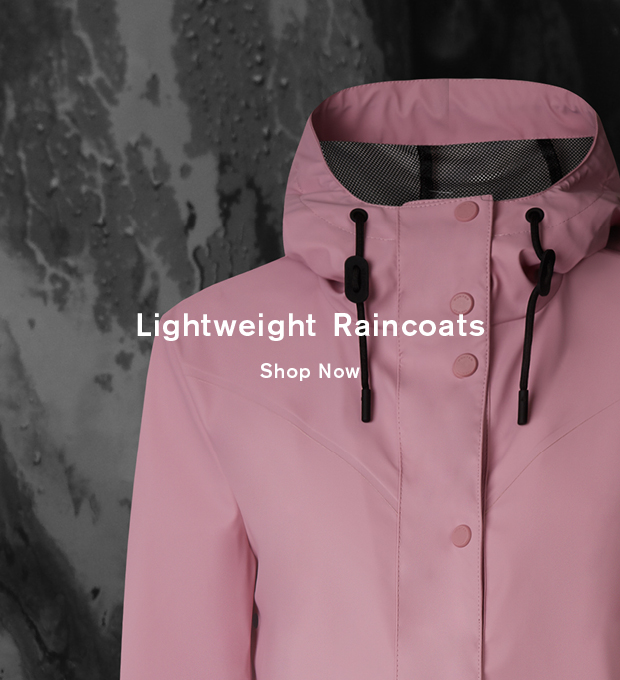 Lightweight Raincoats