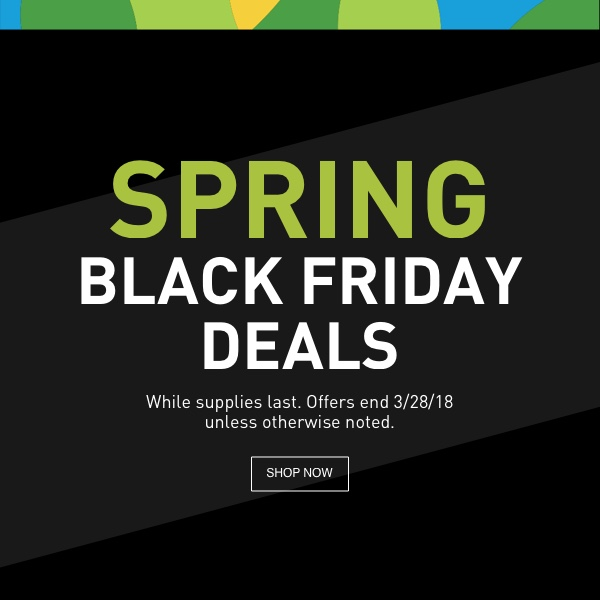 Lowes Spring Black Friday Deals Are Here Milled