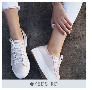 Keds: A little pink-me-up | Milled