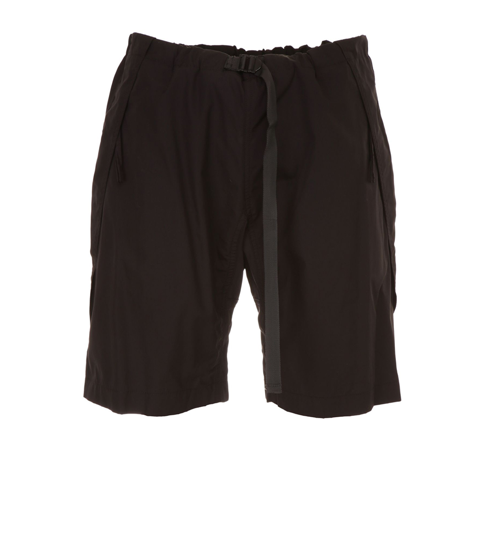 Compact Cotton Bermuda Shorts