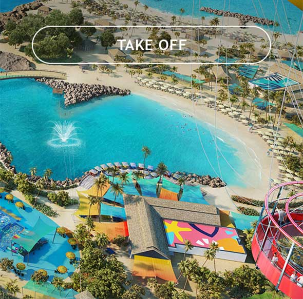 royal carribean introducing your perfect day at cococay milled