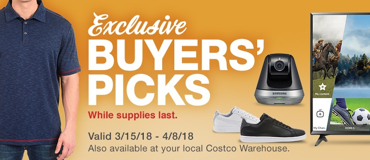 Costo  Starts Today! Exclusive Member-Only Savings   Buyers  Picks ... 0452c9f1a