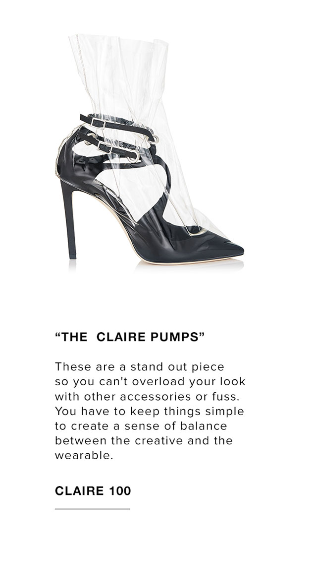 Shop Claire 100