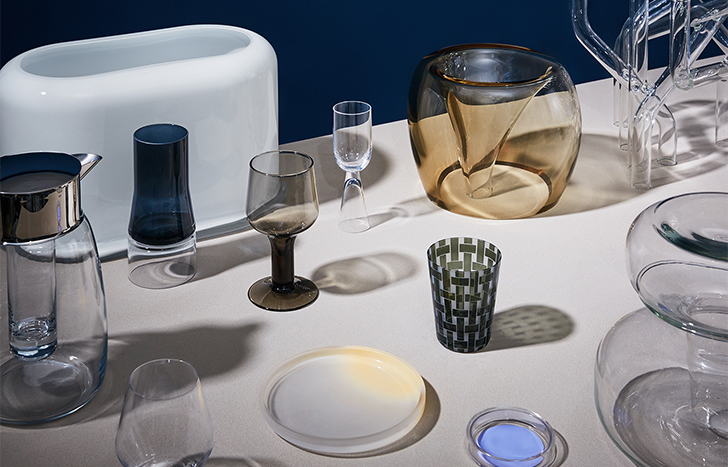 Glassware at WallpaperSTORE*