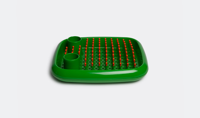 'Dish Doctor' dish rack by Marc Newson for Magis