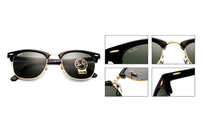 Ray-Ban Classic Clubmaster & Aluminum for Women and Men