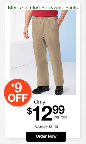 Active Joe Comfort Twill Pants