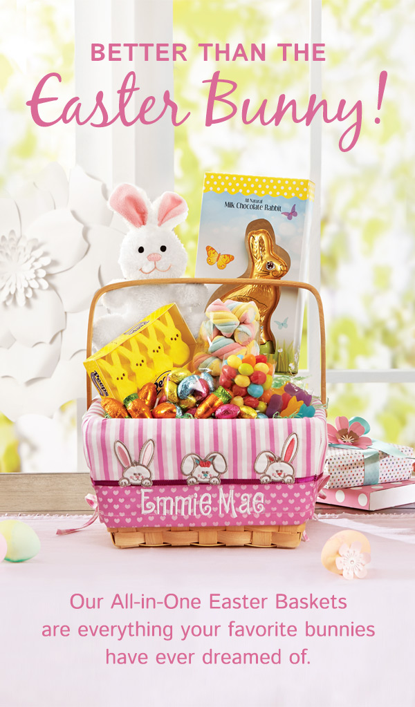 Gifts on sale all in one easter baskets starting at 1999 this email was sent to if this email was forwarded to you by another email recipient and you would like to subscribe to the gifts email list negle Image collections