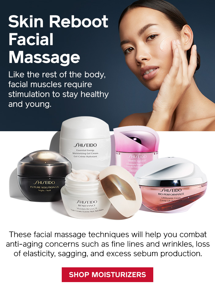 Shiseido do it yourself facial massage milled solutioingenieria Choice Image