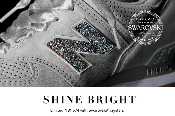 newest collection dd43d 472c4 New Balance: NEW | Sparkle from the Ground Up | Milled