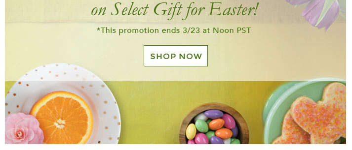 The fruit company free shipping send easter cheer with beautiful shop easter gifts negle Choice Image