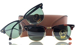 Ray-Ban Wayfarer or Clubmaster Sunglasses
