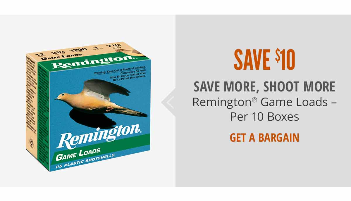Remington Game Loads