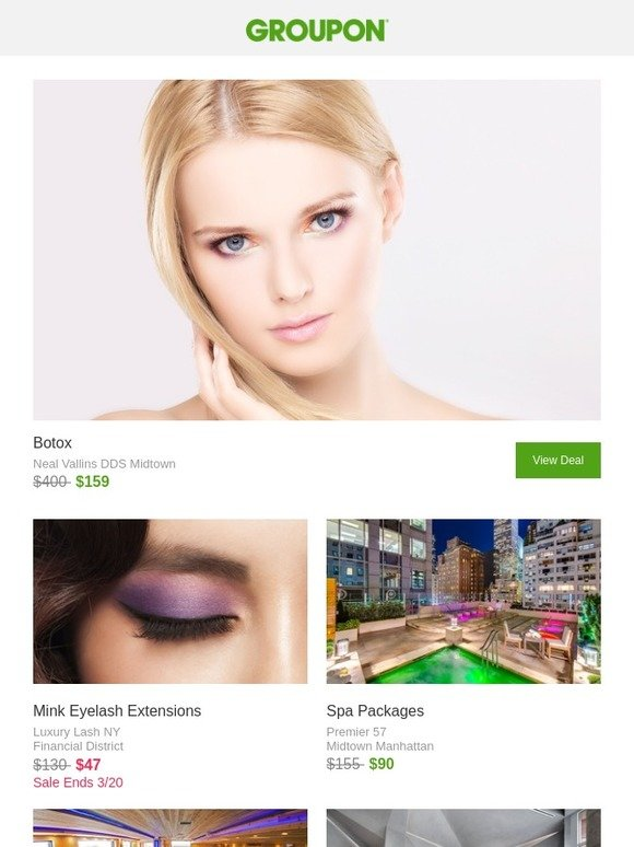 Groupon Botox With Dr Neal Vallins More Beauty Deals Milled