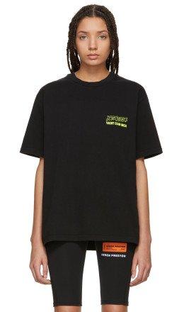 MISBHV - Black 'Xtasea' T-Shirt