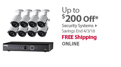 Lorex Security System
